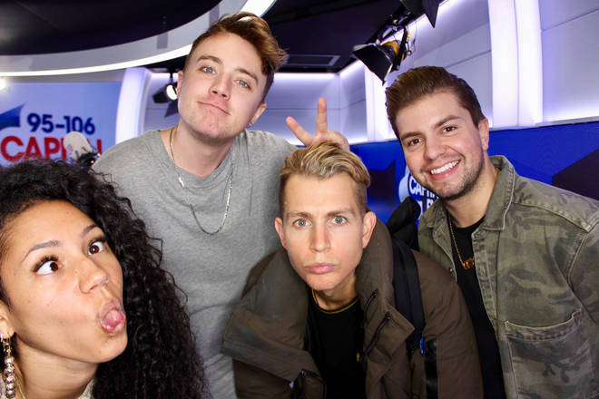 James McVey caught up with Roman, Vick and Sonny to discuss his wedding