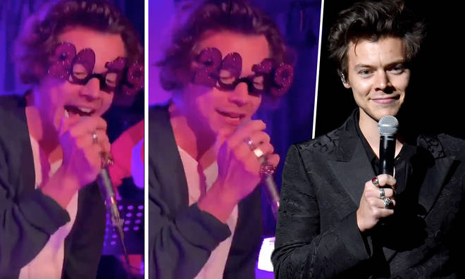 Harry Styles spotted in Tokyo karaoke bar fuelling girlfriend rumours