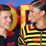 It's been rumoured that actors Tom Holland and Zendaya are in a relationship