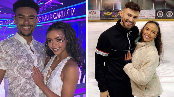 Jake Quickenden Suggests Dancing On Ice Bosses Purposely Pair