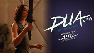 Dua Lipa is releasing 'Swan Song', a tune for Alita: Battle Angel