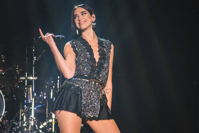 Dua Lipa's 'Swan Song' is set for release in January 2018
