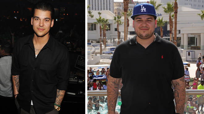 Rob Kardashian has been open with his weight loss journey over the years