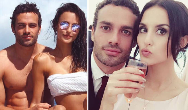 Lucy Watson & James Dunmore have been dating since 2015.
