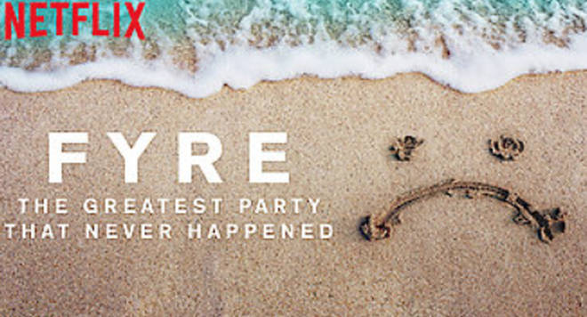 Netflix's Fyre: The Greatest Party That Never Happened will be released this Friday