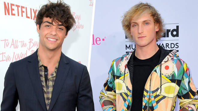 Noah Centineo supported Logan Paul after he spoke about learning lessons
