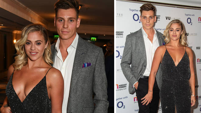 Laura Crane and Tristan Phipps have confirmed their romance.