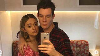 Netflix's Sex Education's Aimee and Adam are dating IRL.