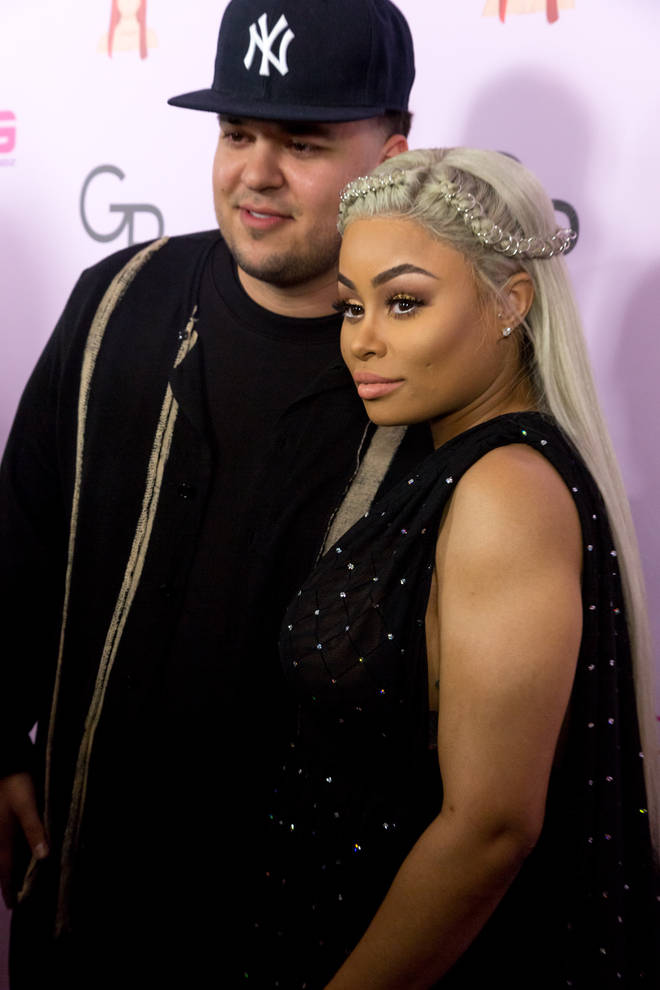 Blac Chyna and Rob called off their engagement in 2017.