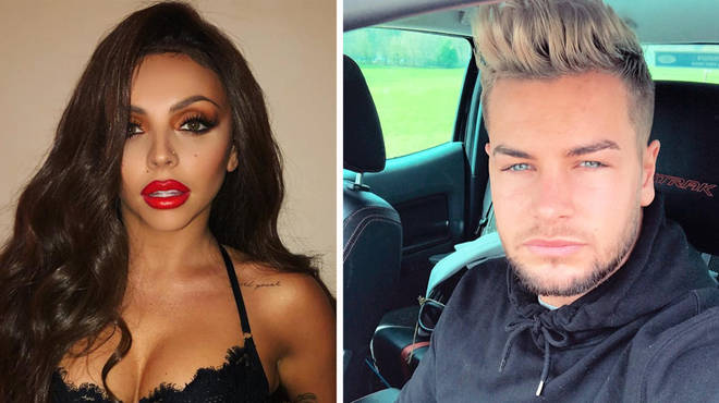 Jesy Nelson is reportedly dating Chris Hughes.