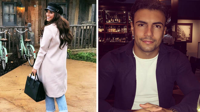 Vicky Pattison and Ercan Ramadan spark dating rumours.