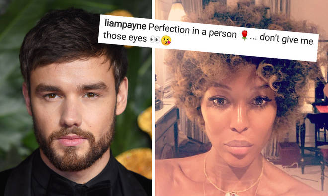 Liam Payne and Naomi Campbell are rumoured to be dating