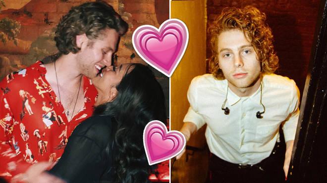 Luke Hemmings and his girlfriend Sierra Deaton aged 27