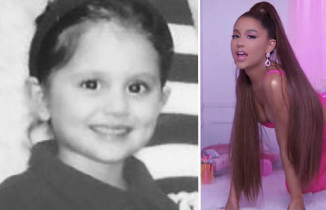 Ariana Grande has always been a cutie.