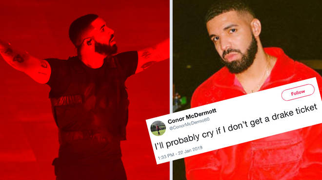 Drake fans are excited for his 2019 UK tour.