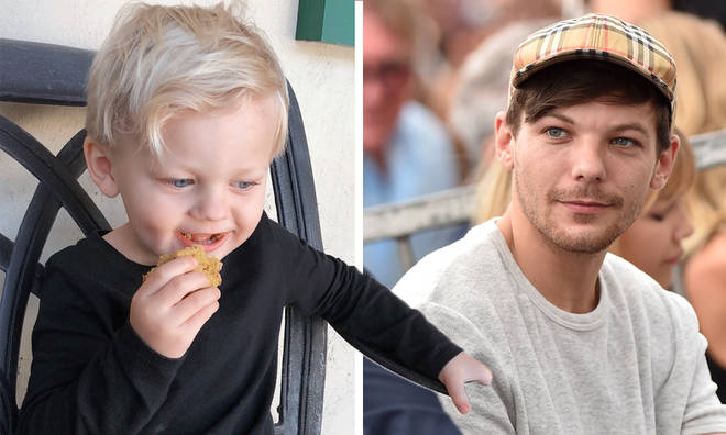 Louis Tomlinson's son resembles the singer so much as he turns 3