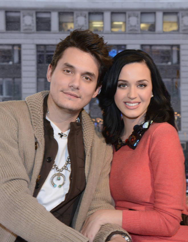 Katy Perry er dating som