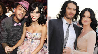 Who has Katy Perry dated in the past?