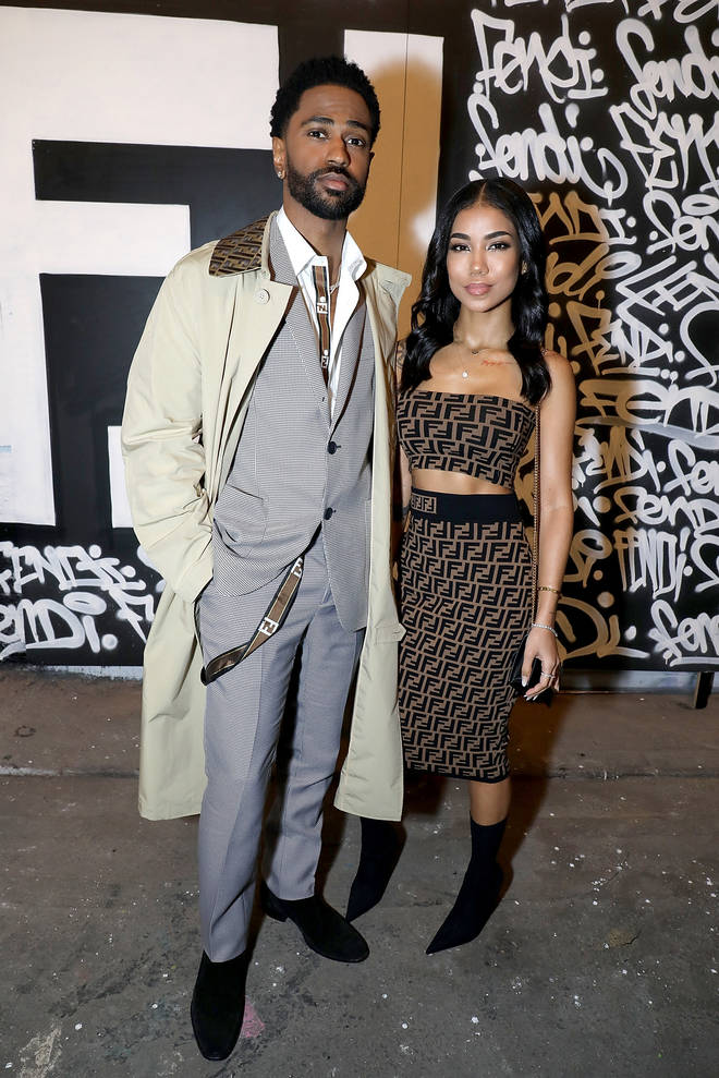 Big Sean and Jhene Aiko have been in a relationship since 2016
