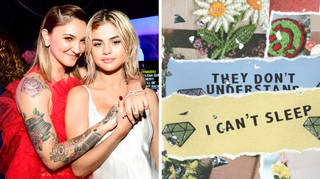 Julia Michaels teases new song with Selena Gomez