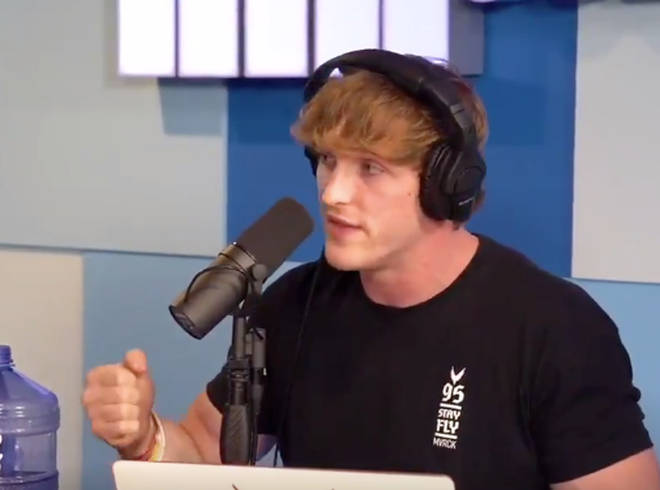 Logan Paul defends plans to 'go gay' in March