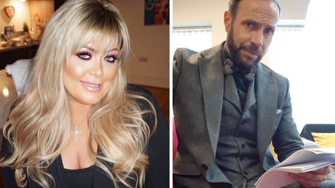 Gemma Collins is being threatened with legal action by Dancing On Ice judge Jason Gardener