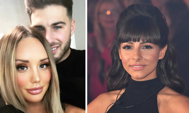 Charlotte Crosby has branded Roxanne Pallett a backstabber