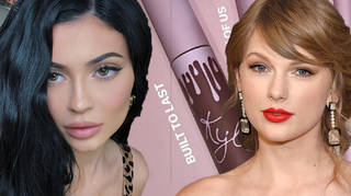 Kylie Jenner names lip glosses after Taylor Swift