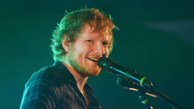 Firefighters were called to one of Ed Sheeran's properties.