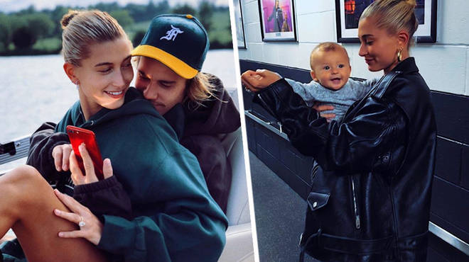 Justin Bieber and Hailey Baldwin are talking about starting a family.