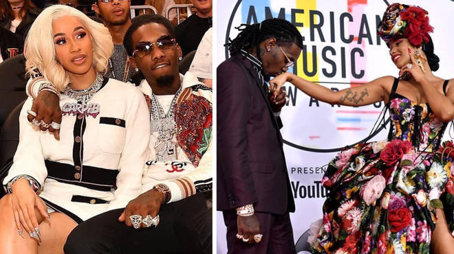 Cardi B and Offset are reportedly back together.
