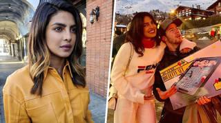 Priyanka Chopra is the Bollywood actress married to Nick Jonas.