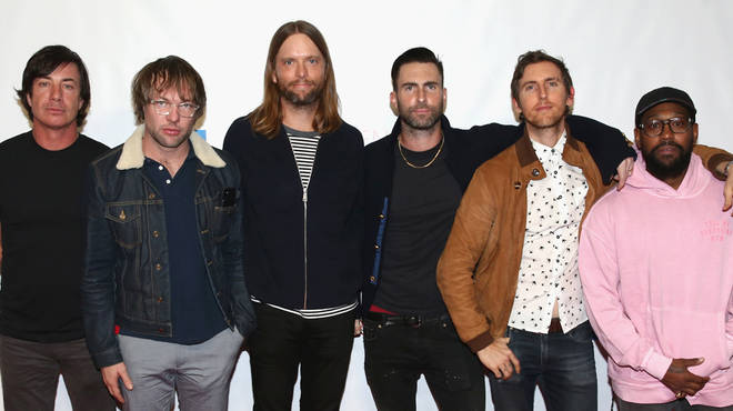 Maroon 5 will perform at this year's Super Bowl Halftime Show