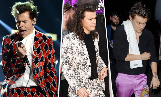Harry Styles's suit collection is another reason we're obsessed with him