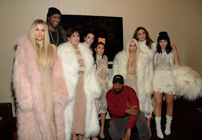 The whole Kardashian-Jenner family have supported Kanye West at his shows in the past.