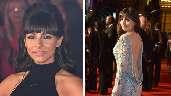 Roxanne Pallett sent family and two friends a 'goodbye' note.