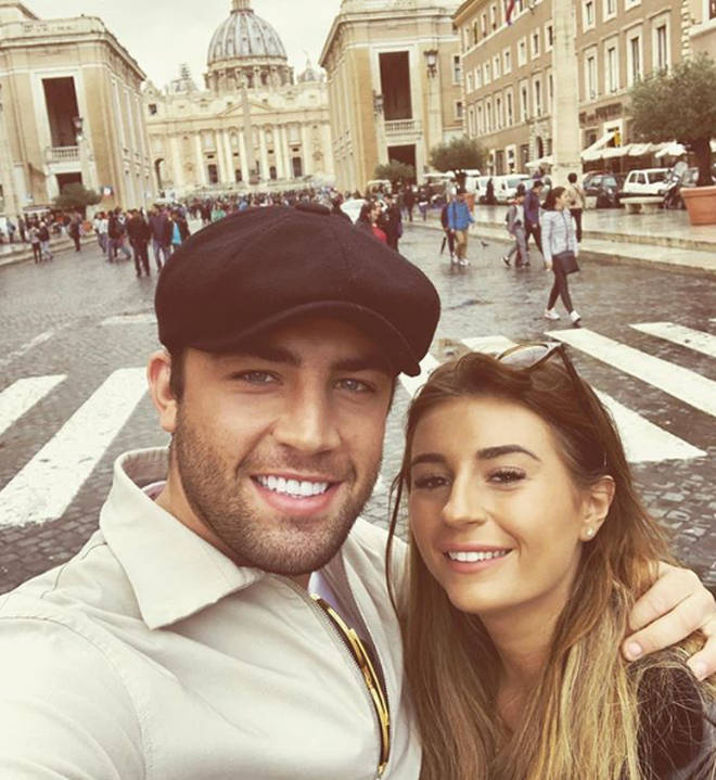 Jack Fincham admitted girlfriend Dani Dyer wasn't happy with his confession.