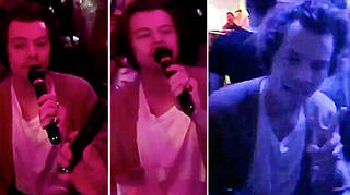Harry Styles jams out to Taylor Swift with the Queer Eye guys in Japan