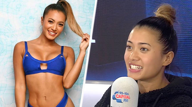 Kaz Crossley gave her tips to hopefuls wanting to apply for Love Island.