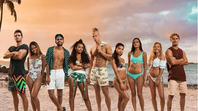 Fans think the new series of Shipwrecked is turning into Love Island.