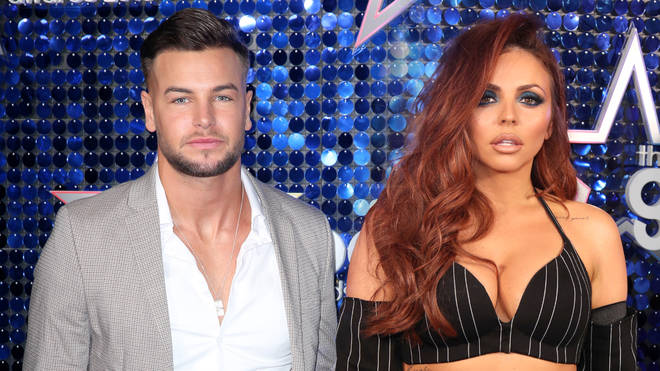 Chris Hughes was allegedly dumped by Little Mix's Jesy Nelson
