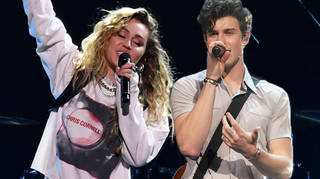 Shawn Mendes and Miley Cyrus working on Dolly Parton tribute performance