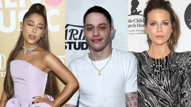 Ariana Grande Thinks Her Ex Pete Davidson Dating Kate Beckinsale Is So Cute Capital