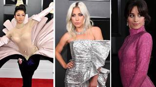 Cardi B, Kylie Jenner & Dua Lipa rocked the GRAMMY 2019 red carpet