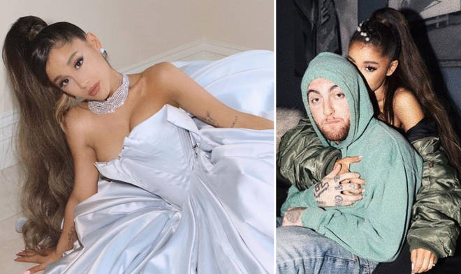 Fans think Ariana Grande dressed up as Cinderella to pay tribute to Mac Miller.