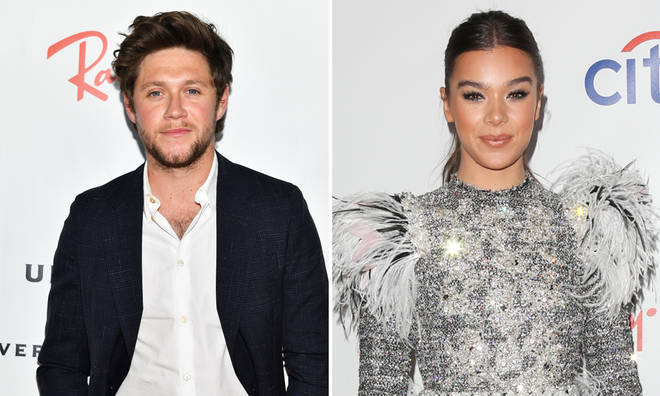 Niall Horan and ex Hailee Steinfield attended the same Grammys after-party