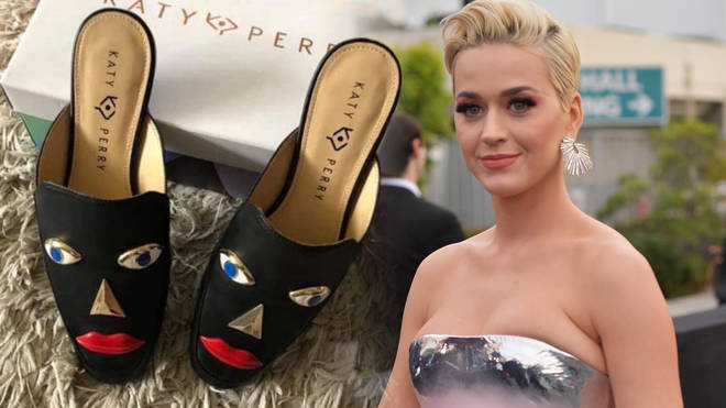 Katy Perry's fashion line has been removed after her shoes were claimed to promote blackface