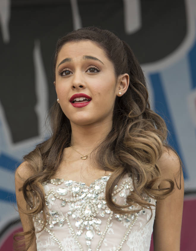 Ariana Grande first used extensions after extensive dye damage from Nickelodeon show