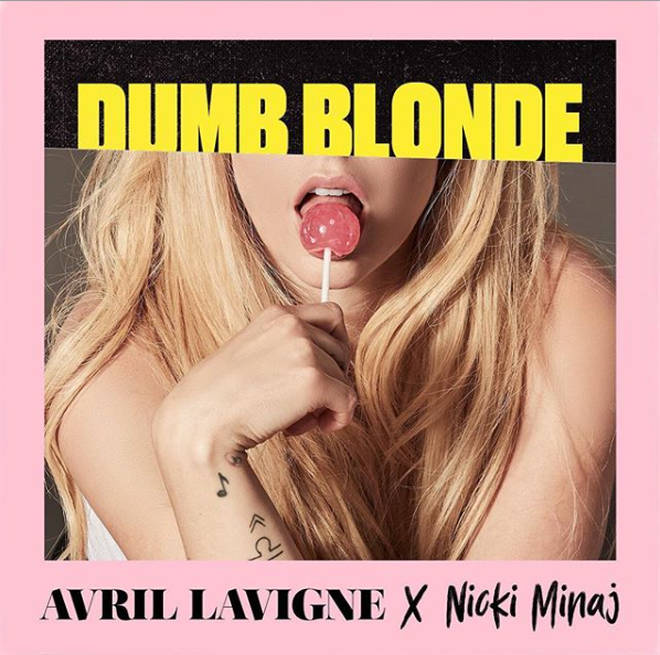 'Dumb Blonde' will be released this week.