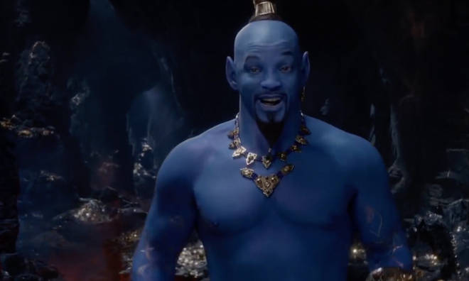 Disney fans are divided over the Genie's new look.
